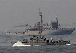 Причиной гибели южнокорейского военного судна могла стать советская мина