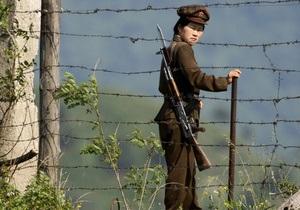 В КНДР задержан гражданин США за незаконное пересечение границы