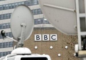 Журналисты Би-би-си начали забастовку