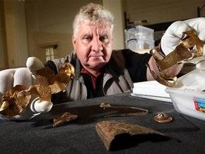Фотогалерея: Крупнейший клад драгоценностей эпохи англосаксов