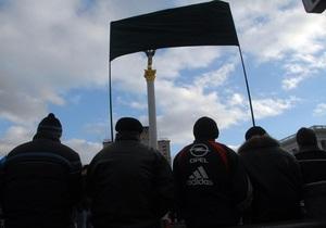 Предприниматели запада и востока Украины проведут совместный антиналоговый автопробег