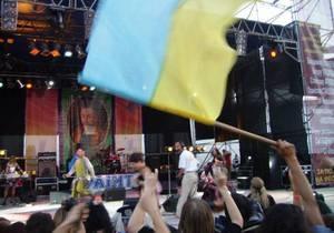 Ющенко дал денег на проведение в Полтаве Мазепа-феста