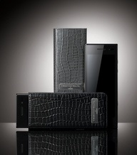 Новый LG Chocolate будет представлен во время показа коллекции Twenty8Twelve на Неделе моды в Лондоне