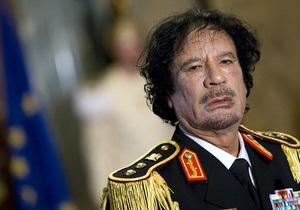 Каддафи похоронили в неизвестном месте