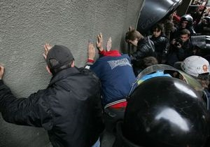 Аmnesty International: В Украине нет эффективной системы расследования жалоб на действия милиции