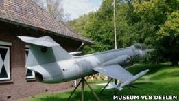Из музея в Голландии украли реактивный самолет