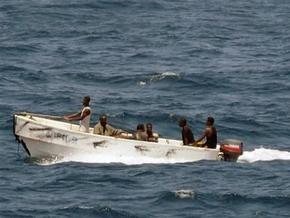 Сомалийские пираты расширяют зону активности