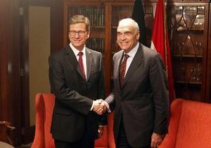 Главы МИД Германии и Греции борются с антиевропейским популизмом