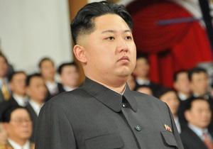 Ким Чен Ун пожелал Путину построить могучую Россию