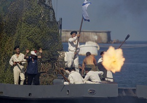 Европарламент обеспокоен присутствием российского Черноморского флота в Крыму