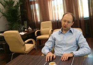 Яценюк сомневается, что КС признает коалицию неконституционной