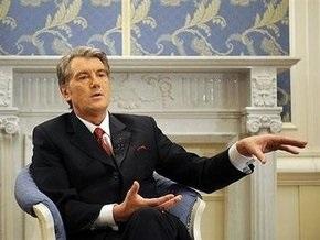 Ющенко: Нужно создавать не коалицию, а ситуативное большинство