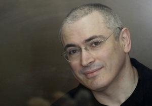 Faceboок заблокировал аккаунт Ходорковского