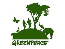 Активисты Greenpeace приковалсь к конвейеру на австралийской электростанции