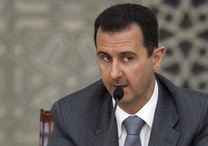 Асад рассказал, как может быть свергнуто сирийское правительство