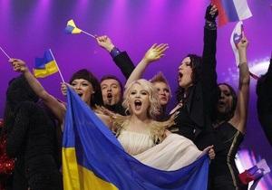 Фотогалерея: Мы попали. Украина вышла в финал Евровидения-2011
