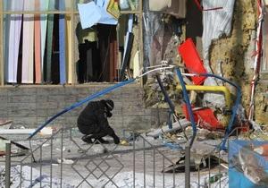 Взрывы в Макеевке: начался суд над задержанными