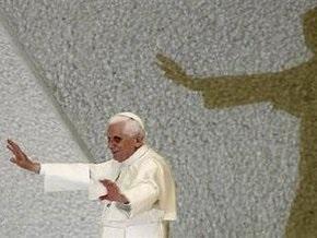 Папа Римский призвал защитить мир от гомосексуализма