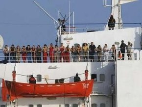 Карпачева ставит под угрозу переговоры по освобождению Фаины - хозяева судна