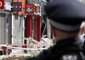 Дочь миллионера осудили за участие в грабежах в Лондоне