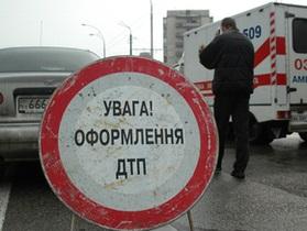 В результате ДТП в Полтавской области погибли три человека