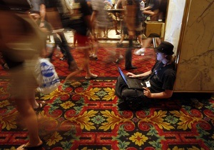 Исследование: Лишь 2% пользователей могут впадать в зависимость от интернета