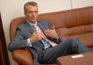 Хорошковский считает, что дело Тимошенко пошло на пользу Украине