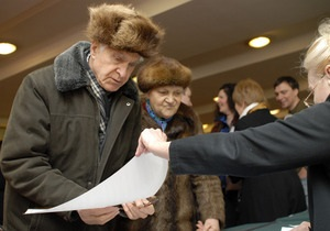 Еще две международные организации назвали выборы в Украине свободными и прозрачными