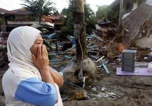 На Индонезию обрушилось цунами, 160 человек пропали без вести