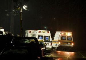 Учения в Ильичевском порту закончились госпитализацией двух сотрудников