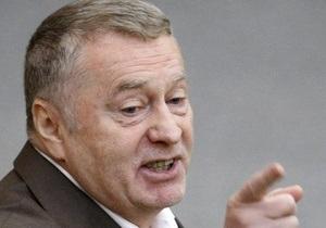 Жириновский хочет ввести безвизовый режим между Россией и США