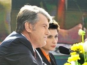 Ющенко: Тимошенко стремится вернуть страну во времена  кухонной гласности