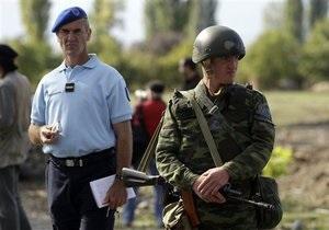 Грузия предложила разместить в Абхазии и Южной Осетии международную полицию
