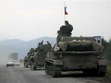 Подразделения 58-й армии прорвались к лагерю миротворцев в Цхинвали