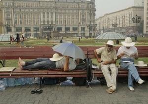 СМИ: Московским врачам неофициально запретили ставить диагноз тепловой удар
