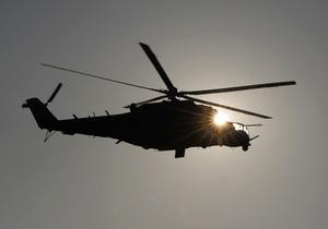 Москва отвергла обвинения США в поставках боевых вертолетов Сирии