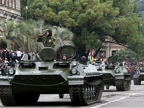 В Абхазии создают спецназ для противодействия грузинским войскам