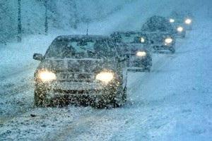 Ухудшение погодных условий не сказалось на количестве ДТП в Украине