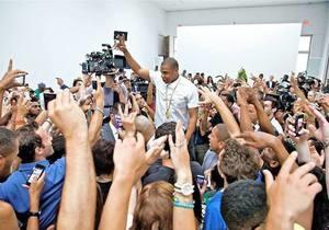 Назвав себя современным Пикассо, Jay-Z представил собственный арт-фильм