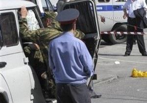 В Челябинской области РФ пьяный водитель расстрелял сотрудников ДПС