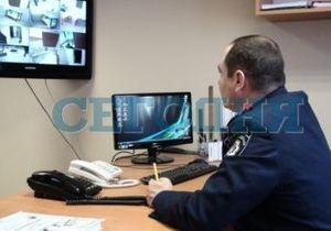 В Киеве в камерах Голосеевского РОВД сделали евроремонт