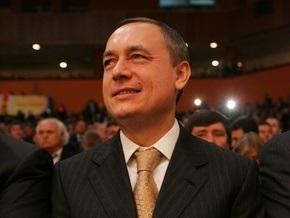 Мартыненко не советует Ющенко идти в Президенты