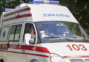 новости Львовской области - ДТП - Во Львовской области Жигуль упал в пруд, два человека погибли