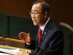 Генсек ООН потребовал немедленно прекратить огонь  в секторе Газа