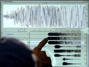 В Кыргызстане произошло землетрясение силой 6,5 балла
