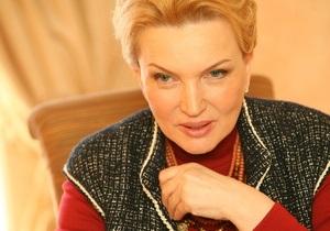 Янукович поздравил Богатыреву с 60-летием