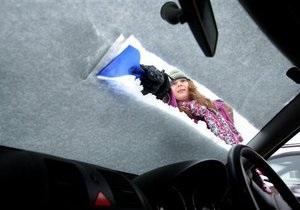 Киевские власти хотят закупить новую снегоочистительную технику