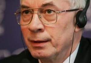 Азаров рассказал о работе Тимошенко: Страна разграблена