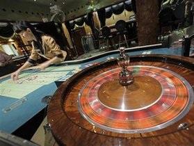 В России открывается первое легальное казино