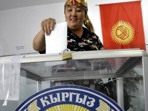 ОБСЕ: Президентские выборы в Кыргызстане не соответствуют принятым стандартам